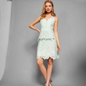 ece6380c3d5 Women s Ted Baker White Floral Dress on Poshmark